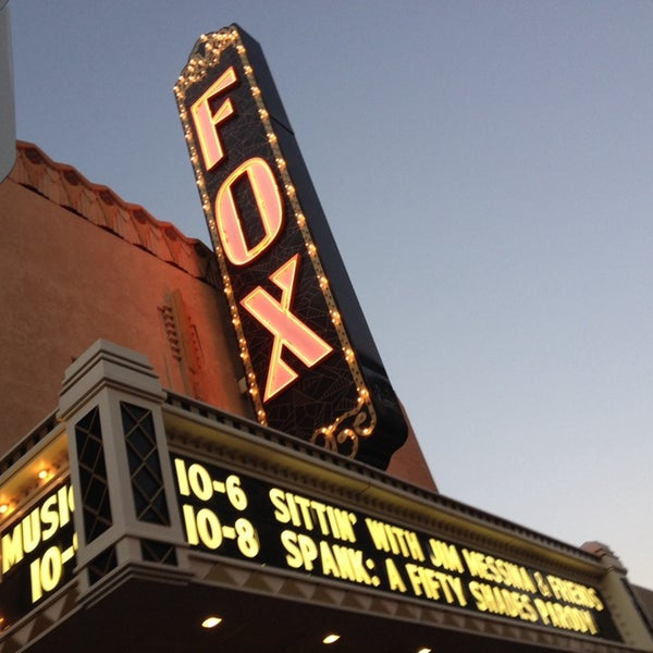 Photo taken at Fox Tucson Theatre by Sandy L. on 10/7/2013