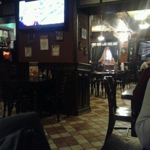 Снимок сделан в Паб №1 / Pub №1 пользователем Yuliana D. 12/12/2012