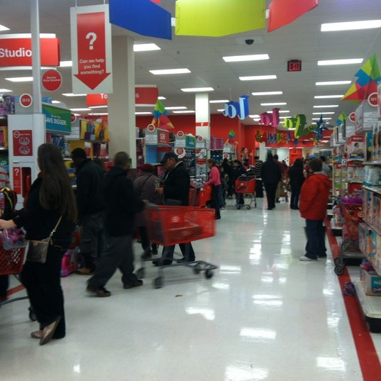 Photo taken at Target by Christian T. on 12/16/2012