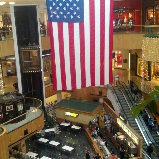 Photo taken at Holyoke Mall at Ingleside by Warren T. on 12/27/2012