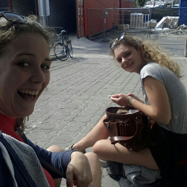 Photo taken at Station Blankenberge by Hanne Z. on 6/28/2016