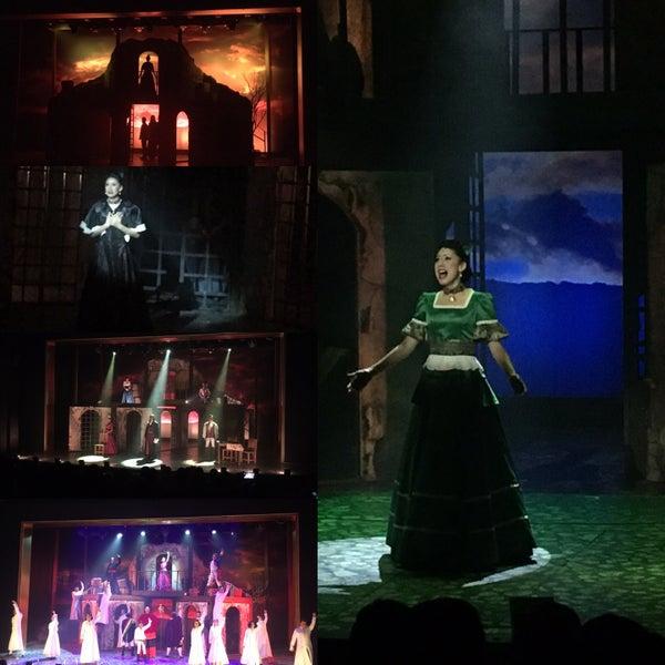Foto tomada en Teatro Hidalgo por QuioDaniel el 7/30/2017