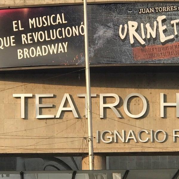 Foto tomada en Teatro Hidalgo por QuioDaniel el 12/3/2017