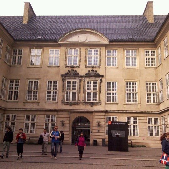 Photo taken at National Museum of Denmark by Dmitri G. on 9/25/2012