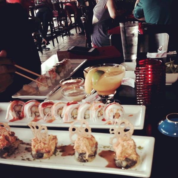 Photo taken at RA Sushi by Shawn K. on 7/28/2013