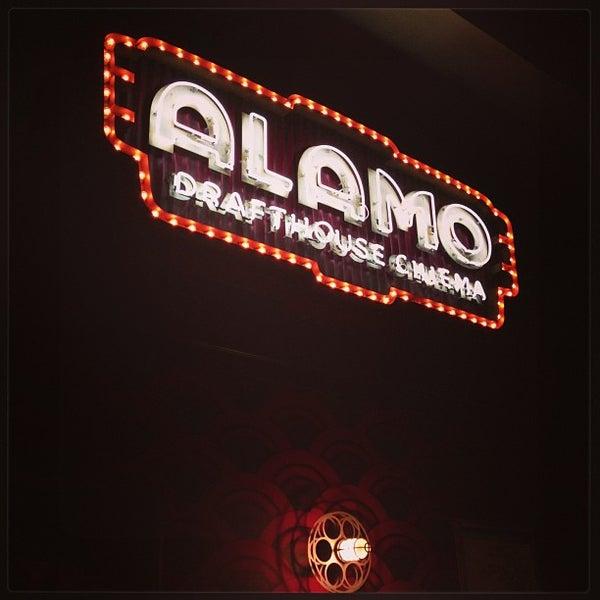 Photo taken at Alamo Drafthouse One Loudoun by Mike S. on 7/7/2013