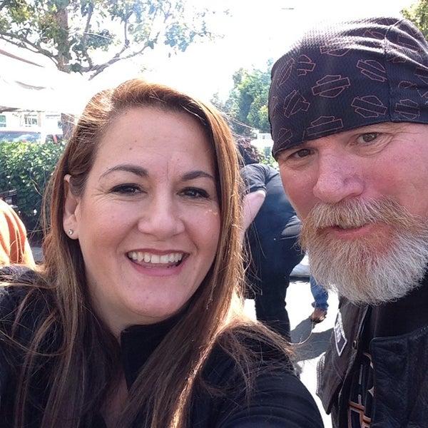 Photo taken at Orange County Harley-Davidson by My A. on 4/12/2014