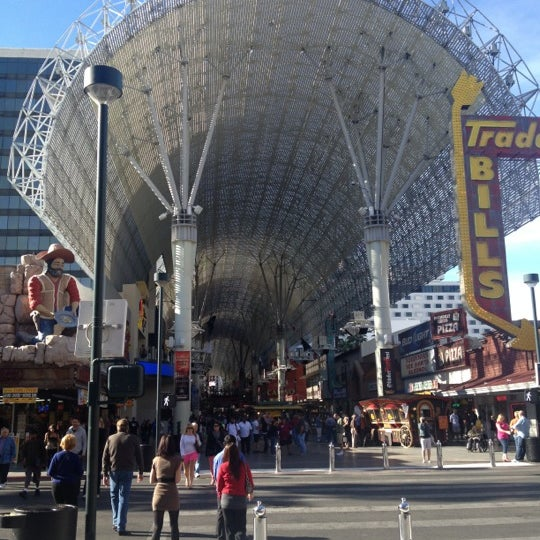 Photo taken at Downtown Las Vegas by Atilla U. on 10/26/2012