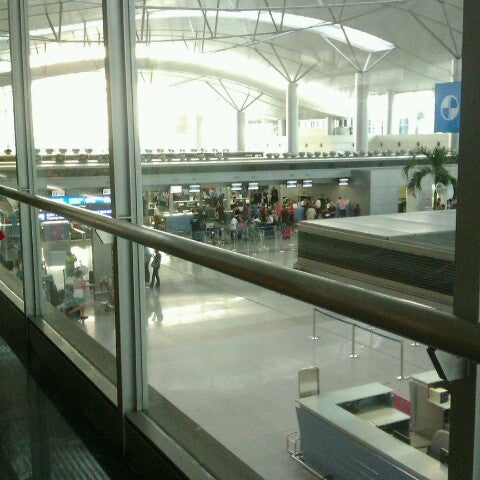 Photo taken at Tan Son Nhat International Airport (SGN) by Anna M. on 2/6/2013