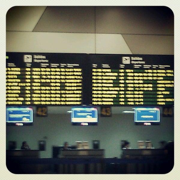 Photo taken at Jorge Chávez International Airport (LIM) by Danx B. on 6/10/2013