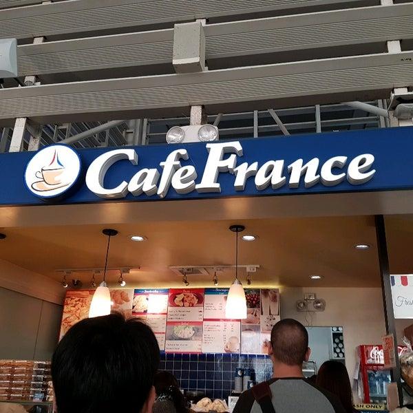 Photo taken at Café France by Libay L. on 5/2/2017