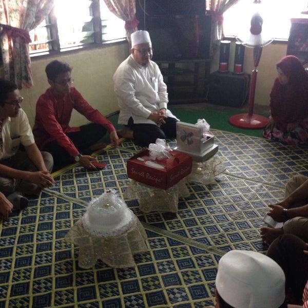 Photo taken at Pekan Merlimau by Madd on 8/31/2015