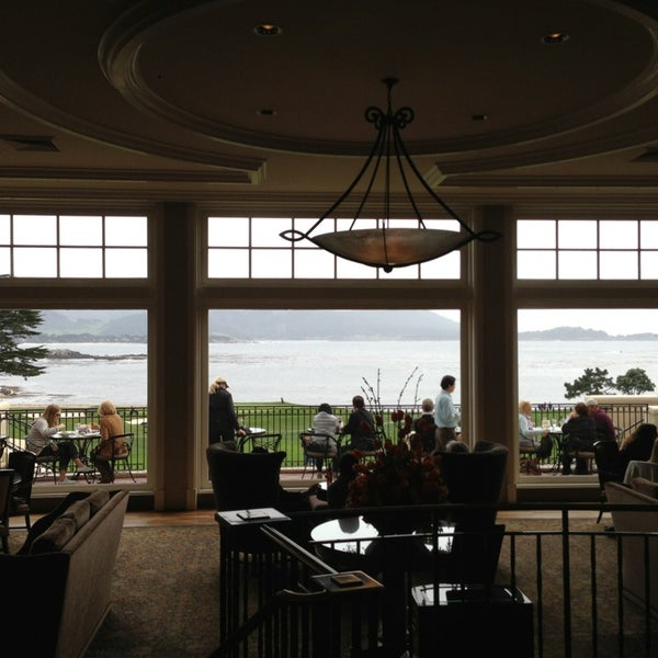 Photo taken at The Lodge at Pebble Beach by Max L. on 3/23/2013