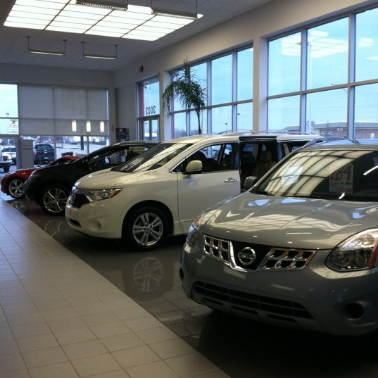 Photo Taken At Cole Nissan By Wm D. On 11/30/2012