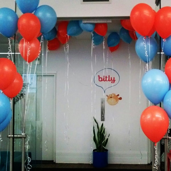 Photo taken at Bitly HQ by Joseph U. on 3/26/2014