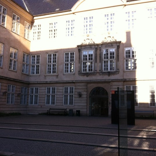 Photo taken at National Museum of Denmark by Tomas M. on 10/26/2012