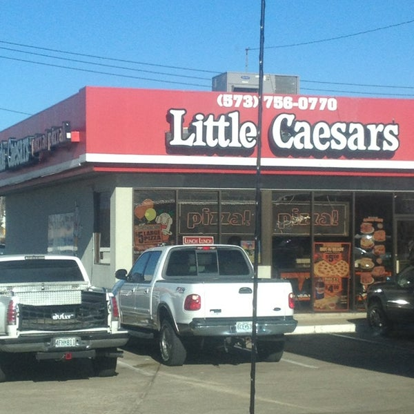 Little Caesars Pizza has been proudly serving delicious products for over 50 years. We use the finest ingredients. Our dough is made fresh each day, and we use percent mozzarella and Muenster cheese. Our world famous pizza sauce contains a secret blend of spices that our customers love.
