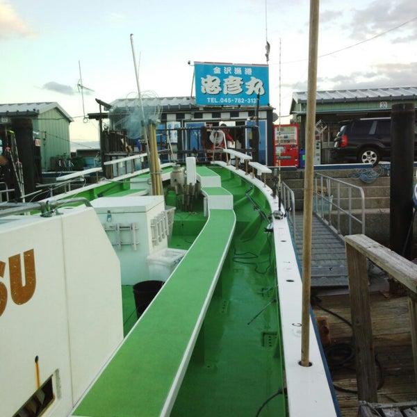 11/13/2013にKoutaro K.が金沢八景 忠彦丸 釣船・釣宿で撮った写真