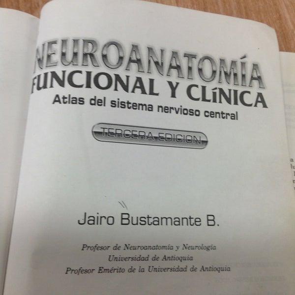 Photo taken at Biblioteca Juan Roa Vásquez by camila r. on 1/22/2013