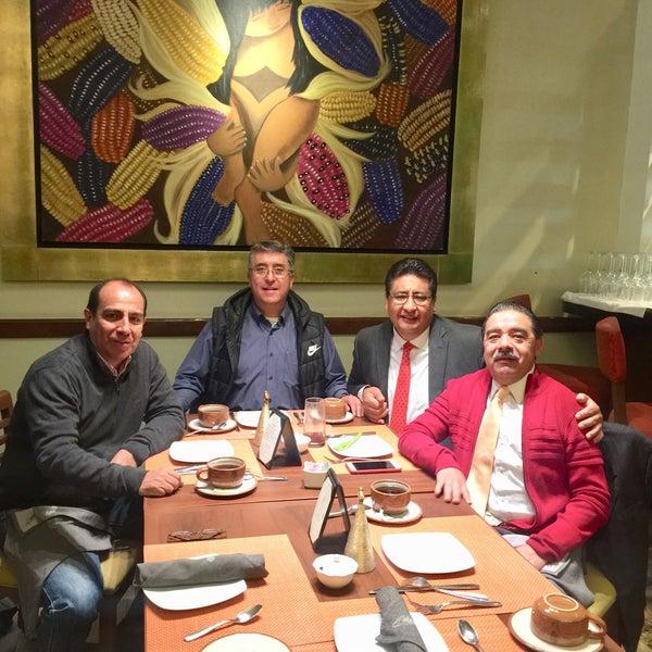 Foto tomada en Testal - Cocina Mexicana de Origen por Jesus M. el 12/21/2017