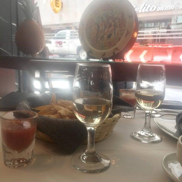 Foto tomada en Testal - Cocina Mexicana de Origen por Jesus M. el 10/24/2017