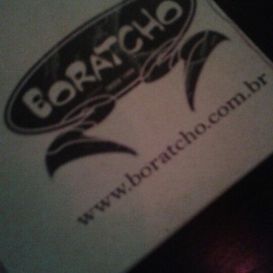 Photo taken at Boratcho by Matheus N. on 1/17/2013