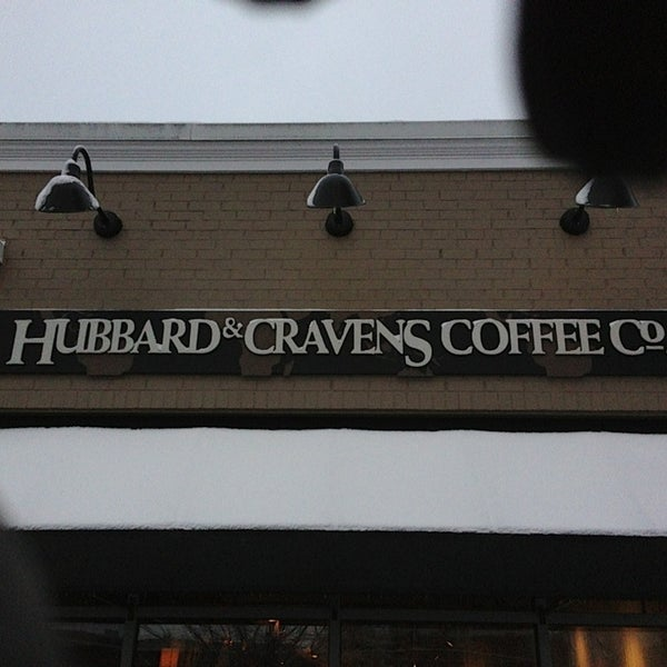 Photo taken at Hubbard & Cravens Coffee and Tea by Tom B. on 3/6/2013