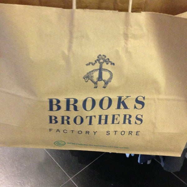 Brooks Brothers Factory Stores proudly uphold a reputation for exceptional quality and excellent personal service. They feature an exclusive collection of men's and women's clothing you won't find in Retail stores or online.