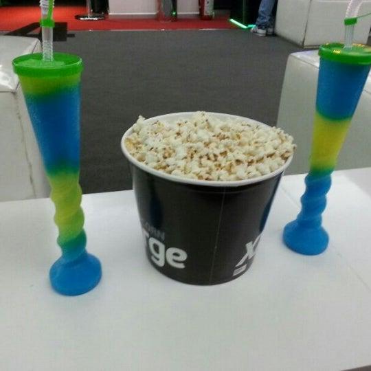 Photo taken at Cinemaximum by Ezgi on 11/9/2012