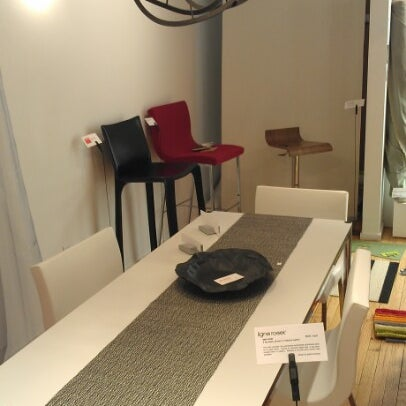 High Quality Photo Taken At Projects Contemporary Furniture By Tim D. On 11/17/2012