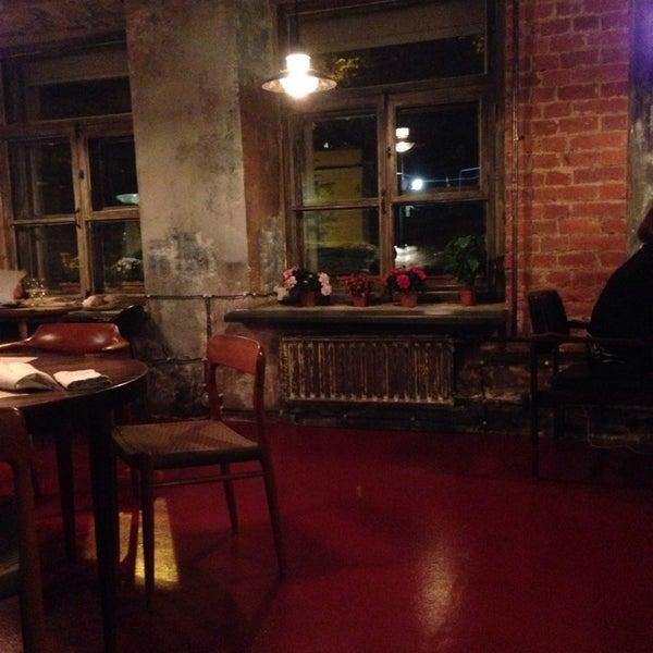 Снимок сделан в Винный бар «74» пользователем Anna V. 10/10/2014