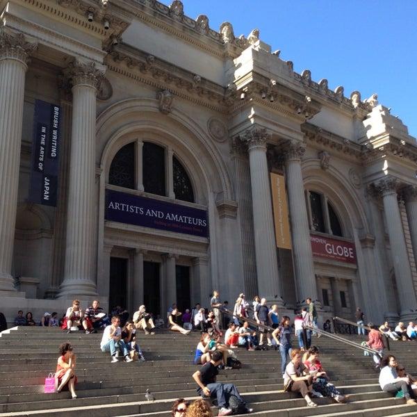 Photo taken at Metropolitan Museum of Art by Muñeca D. on 10/2/2013