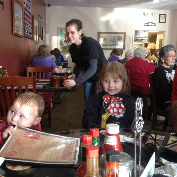 Photo taken at Ranch House Grille by Kerry B. on 12/8/2013