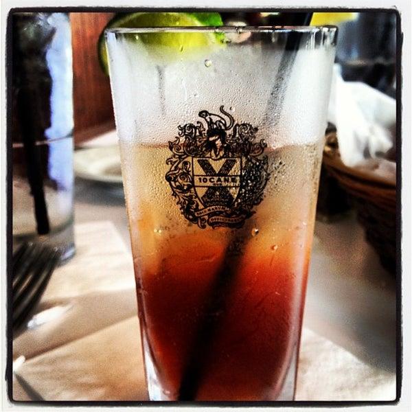 Photo taken at Bimini Boatyard Bar & Grill by Trisha C. on 5/31/2013