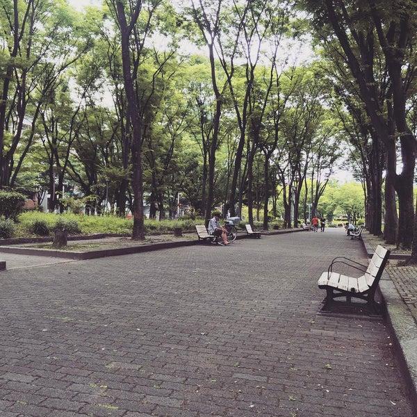 Photo taken at リバーパーク by Shunsuke I. on 7/28/2015
