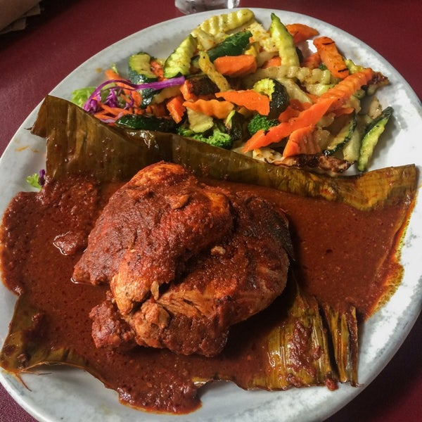 Mexican Food Bishop Arts District