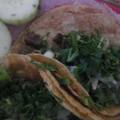 Photo taken at Taquería Guadalajara by Ray N. on 3/24/2012