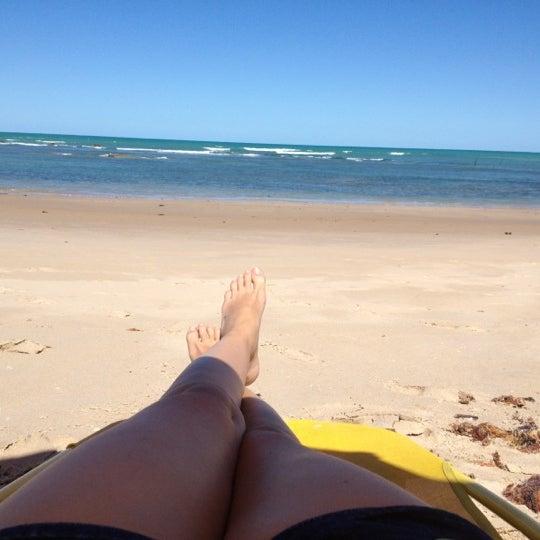 Foto tirada no(a) Praia da Garça Torta por Maria Laura C. em 4/27/2012