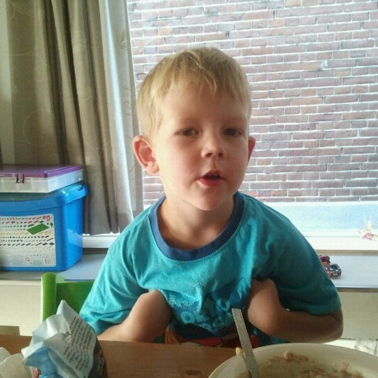 Photo taken at Breakfast Table by Elza v. on 8/13/2012