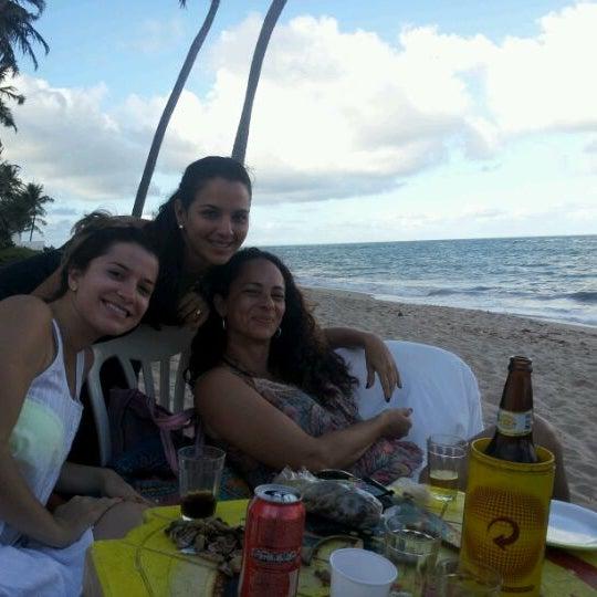 Foto tirada no(a) Praia da Garça Torta por Vanessa C. em 4/22/2012