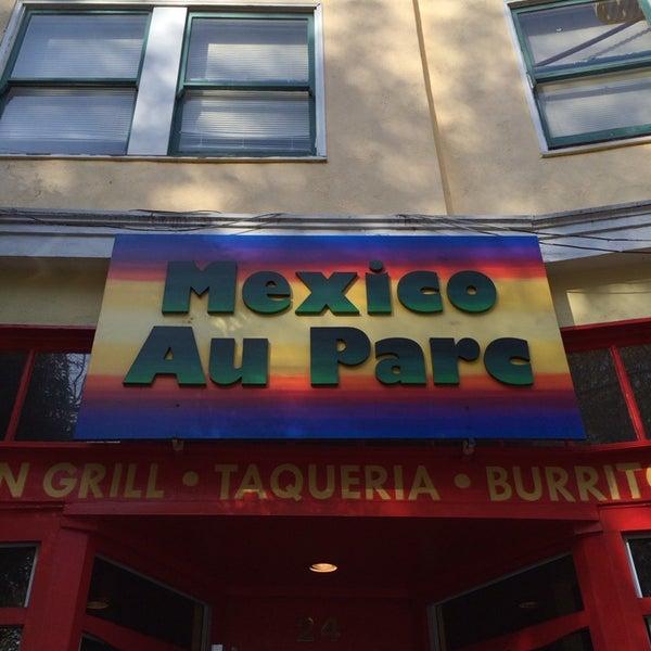 Снимок сделан в Mexico au Parc пользователем Ulysses K. 12/19/2013