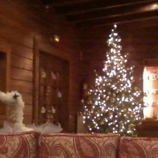 Photo taken at Hotel Grevol Spa & Wellness Llanars by Creci M. on 12/22/2012