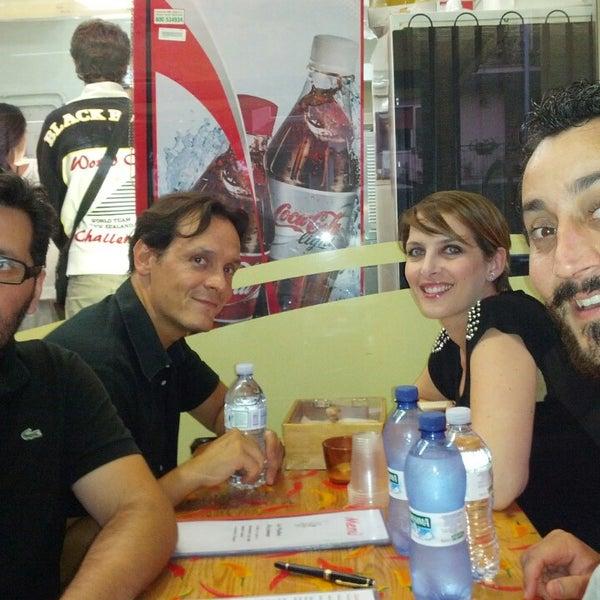 Foto scattata a Alex Piadineria - La Piadina Riccionese da Stefano F. il 8/22/2013