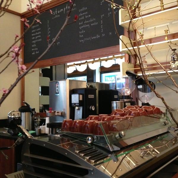 Photo taken at Stumptown Coffee Roasters by Pelle M. on 3/2/2013