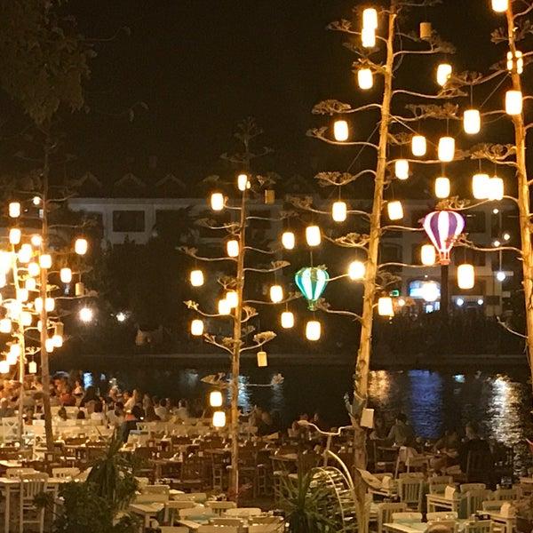 9/13/2017 tarihinde Ayşegülziyaretçi tarafından Kekik Restaurant'de çekilen fotoğraf