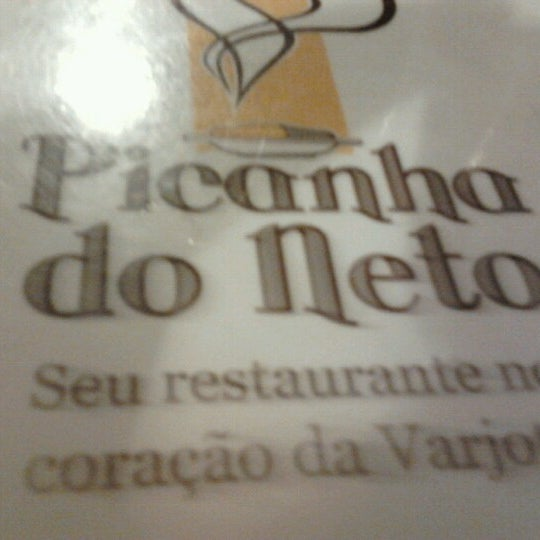 Photo taken at Picanha do Neto by Leandro A. on 10/12/2012