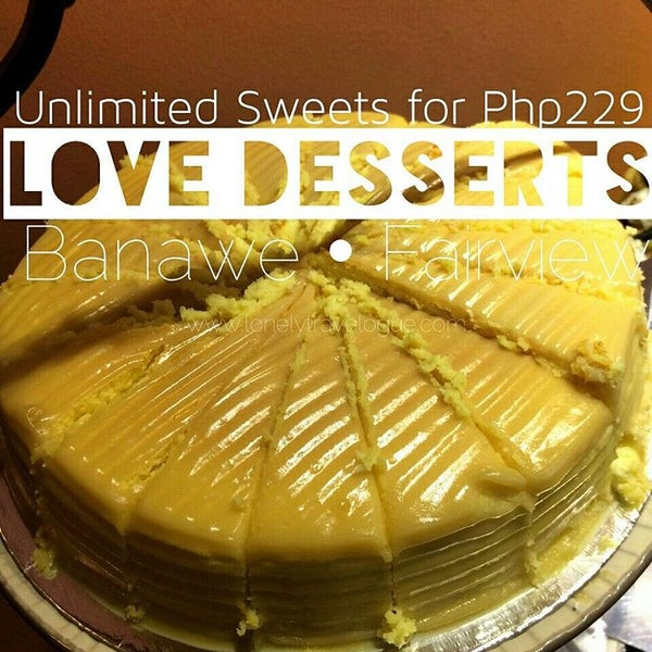 10/24/2016 tarihinde Jherson J.ziyaretçi tarafından Love Desserts'de çekilen fotoğraf