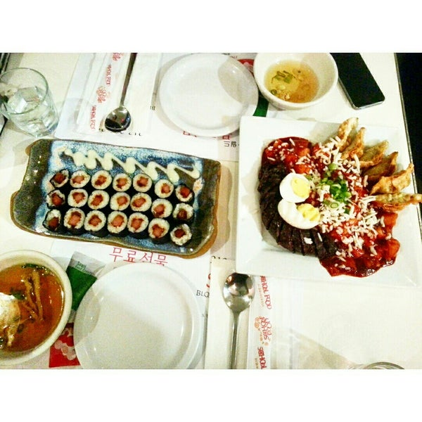 Photo taken at School Food by Jihyun L. on 12/7/2014