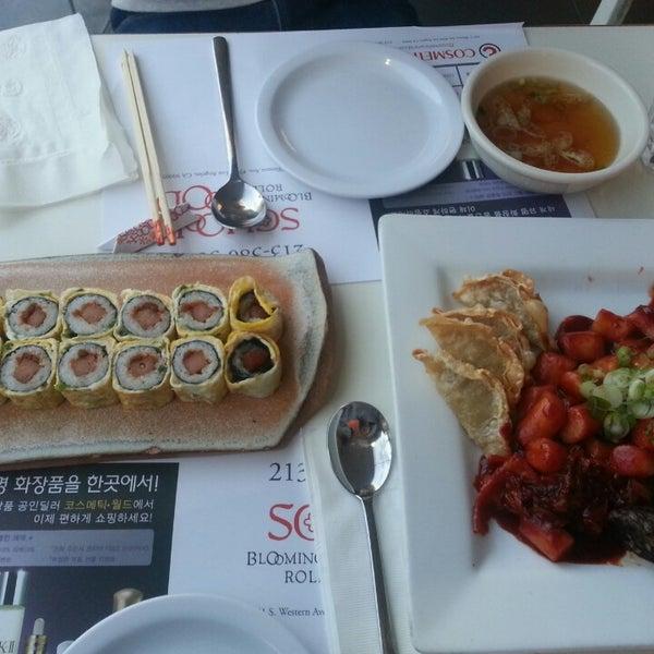 Photo taken at School Food by Jihyun L. on 9/22/2014