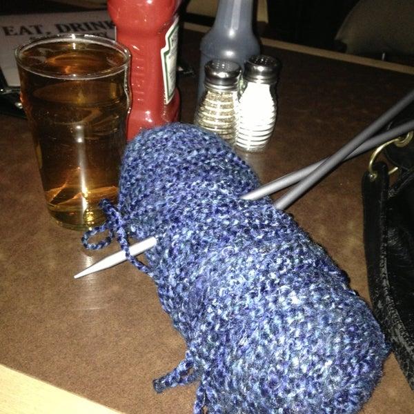 Photo taken at King's Head Pub by Nesta on 1/31/2013